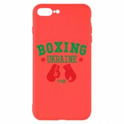 Чехол для iPhone 8 Plus Boxing Ukraine