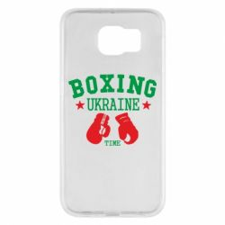 Чехол для Samsung S6 Boxing Ukraine