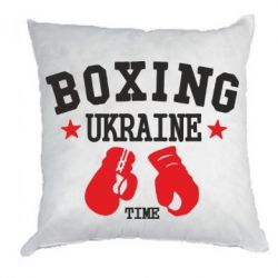 Подушка Boxing Ukraine - FatLine