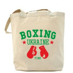 Сумка Boxing Ukraine - FatLine