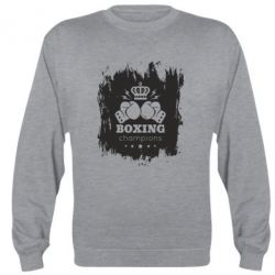 Реглан (свитшот) Boxing Vintage - FatLine