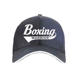 Кепка Boxing Warrior