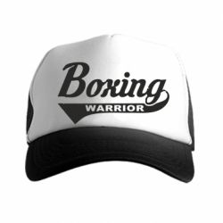 Кепка-тракер Boxing Warrior