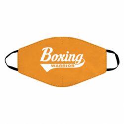 Маска для обличчя Boxing Warrior