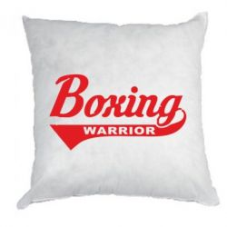 Подушка Boxing Warrior