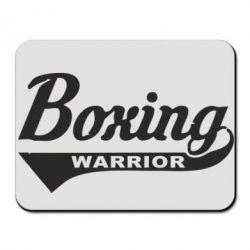 Коврик для мыши Boxing Warrior