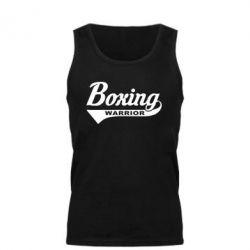 Мужская майка Boxing Warrior