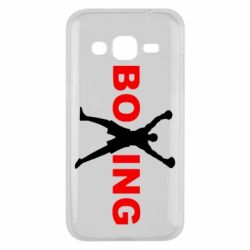 Чехол для Samsung J2 2015 BoXing X