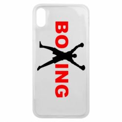 Чехол для iPhone Xs Max BoXing X