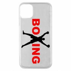 Чехол для iPhone 11 Pro BoXing X