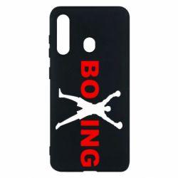 Чехол для Samsung M40 BoXing X