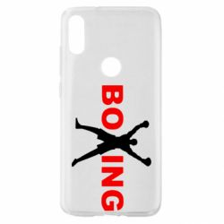 Чехол для Xiaomi Mi Play BoXing X