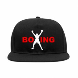 Снепбек BoXing X - FatLine