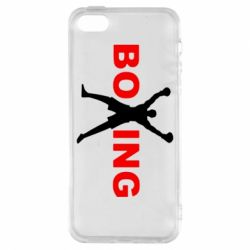 Чехол для iPhone5/5S/SE BoXing X
