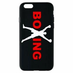 Чехол для iPhone 6/6S BoXing X