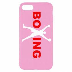 Чехол для iPhone 8 BoXing X