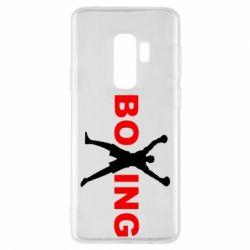Чехол для Samsung S9+ BoXing X