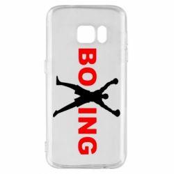 Чехол для Samsung S7 BoXing X