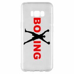 Чехол для Samsung S8+ BoXing X