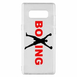 Чехол для Samsung Note 8 BoXing X