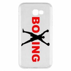 Чехол для Samsung A7 2017 BoXing X