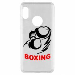 Чохол для Xiaomi Redmi Note 5 Boxing