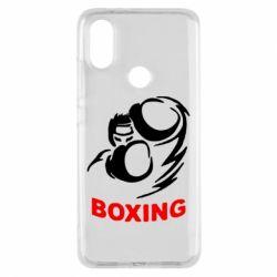 Чохол для Xiaomi Mi A2 Boxing