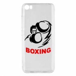 Чохол для Xiaomi Mi5/Mi5 Pro Boxing