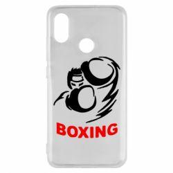 Чохол для Xiaomi Mi8 Boxing