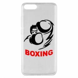 Чохол для Xiaomi Mi Note 3 Boxing