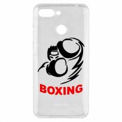 Чохол для Xiaomi Redmi 6 Boxing