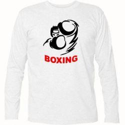 Футболка с длинным рукавом Boxing - FatLine