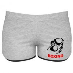 Женские шорты Boxing - FatLine