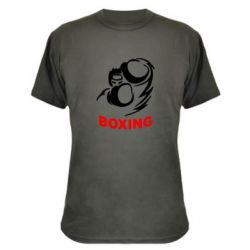 Камуфляжная футболка Boxing - FatLine