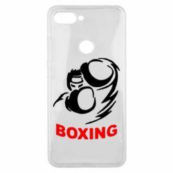Чохол для Xiaomi Mi8 Lite Boxing