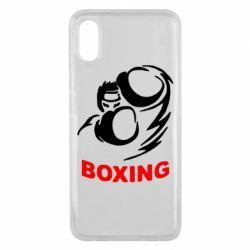 Чохол для Xiaomi Mi8 Pro Boxing