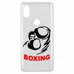 Чохол для Xiaomi Mi Mix 3 Boxing