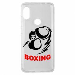 Чохол для Xiaomi Redmi Note Pro 6 Boxing