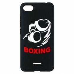 Чохол для Xiaomi Redmi 6A Boxing