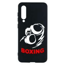 Чохол для Xiaomi Mi9 SE Boxing
