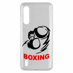 Чохол для Xiaomi Mi9 Lite Boxing