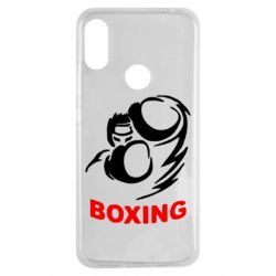 Чохол для Xiaomi Redmi Note 7 Boxing