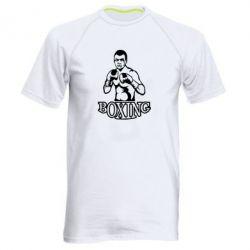 Мужская спортивная футболка Boxing