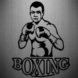 Наклейка Boxing