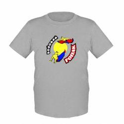 Детская футболка Бойовий гопак - FatLine