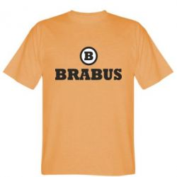 Мужская футболка Brabus - FatLine