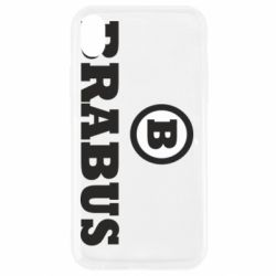 Чехол для iPhone XR Brabus