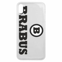 Чехол для iPhone Xs Max Brabus