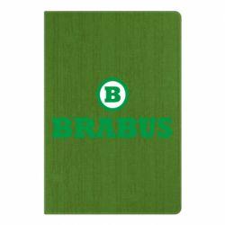 Блокнот А5 Brabus