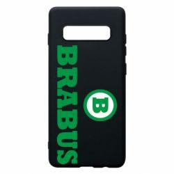 Чехол для Samsung S10+ Brabus